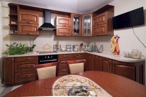 Матовая угловая кухня GT-03 - Мебельная фабрика «ELEGRUM»