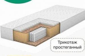 Матрас ортопедический Alto 511 - Мебельная фабрика «Стайлинг», г. Киров