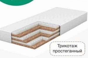 Матрас Alto 522 c независимым блоком - Мебельная фабрика «Стайлинг», г. Киров