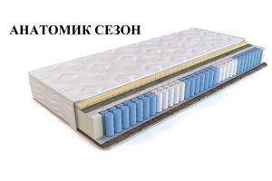 Матрас Анатомик сезон - Мебельная фабрика «Корпорация сна»