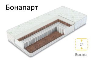 Матрас Бонапарт - Мебельная фабрика «Академия»