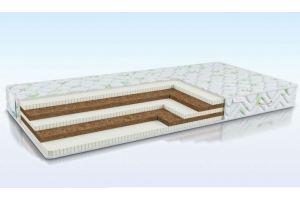 Матрас Da Vinci organic Standard M-15-N - Мебельная фабрика «Alitte»