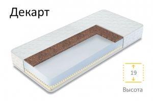 Матрас Декарт - Мебельная фабрика «Академия»