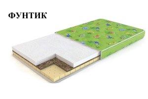 Матрас детский Фунтик - Мебельная фабрика «Корпорация сна»