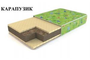 Матрас детский Карапузик - Мебельная фабрика «Корпорация сна»