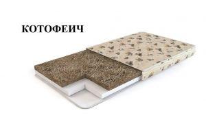 Матрас детский Котофеич - Мебельная фабрика «Корпорация сна»