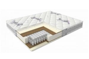 МАТРАС DUET IQ SLEEP с независимым пружинным блоком - Мебельная фабрика «City»