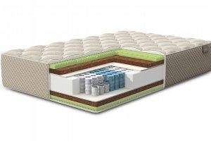 Матрас Ecowood Aloe Grand - Мебельная фабрика «Natura Vera»