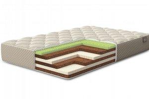 Матрас Ecowood Aloe Sandwich - Мебельная фабрика «Natura Vera»