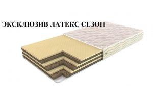 Матрас Эксклюзив латекс сезон - Мебельная фабрика «Корпорация сна»