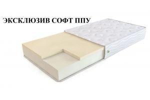 Матрас Эксклюзив софт ППУ - Мебельная фабрика «Корпорация сна»