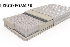 Матрас Элит Ergo Foam 3D - Мебельная фабрика «Корпорация сна»