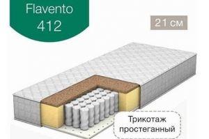 Матрас Flavento 412 - Мебельная фабрика «Стайлинг», г. Киров