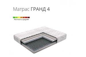 Матрас Гранд 4 - Мебельная фабрика «Magmattress»