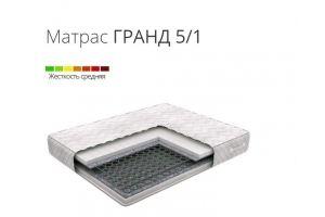 Матрас Гранд 5/1 - Мебельная фабрика «Magmattress»