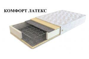 Матрас Комфорт латекс - Мебельная фабрика «Корпорация сна»