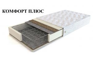Матрас Комфорт плюс - Мебельная фабрика «Корпорация сна»