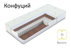Матрас Конфуций средней жесткости - Мебельная фабрика «Академия»