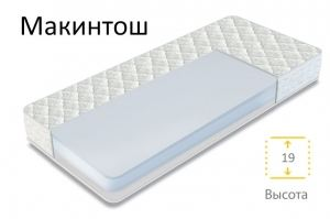 Матрас Макинтош - Мебельная фабрика «Академия»