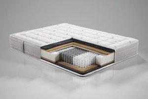 Матрас MOON 608 на блоке независимых пружин - Мебельная фабрика «MOON»
