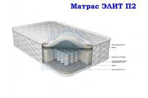 Матрас Морфей Элит П2 средней жесткости - Мебельная фабрика «Морфей»