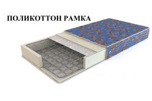 Матрас Поликоттон рамка - Мебельная фабрика «Корпорация сна»