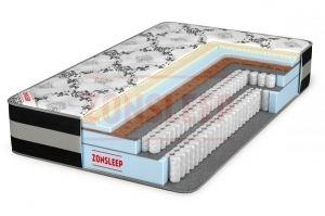 Матрас Premium с двумя НПБ - Мебельная фабрика «Zonsleep»