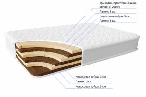 Матрас с кокосом Амур - Мебельная фабрика «Фабрика Сна»