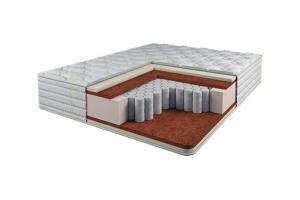 Матрас с независимым блоком  Глория - Мебельная фабрика «Ария сна»