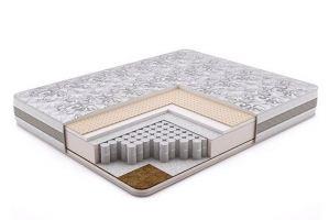 Матрас средней жесткости - Мебельная фабрика «Lazio»
