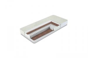 Матрас средней жесткости Ганди - Мебельная фабрика «Академия»