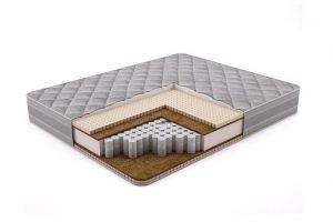 Матрас средней жесткости LAZIO PARMA - Мебельная фабрика «Lazio»