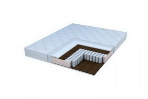 Матрас средней жесткости ПРЕМИУМ - Мебельная фабрика «Ария сна»