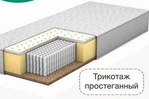Матрас Alto 517 c независимым блоком - Мебельная фабрика «Стайлинг», г. Киров