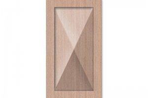 Мебельный фасад для кухни фрезеровка дизайнерская Пирамида - Оптовый поставщик комплектующих «Союз-Фасад»