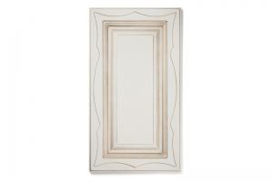 Мебельный фасад для кухни фрезеровка премиум Чезаро декоративный - Оптовый поставщик комплектующих «Союз-Фасад»