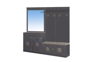 Мебель Альба для прихожей - Мебельная фабрика «Кавелио»