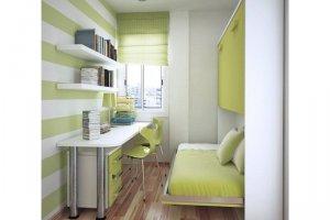 Мебель для детской с кроватью-трансформер - Мебельная фабрика «Передовые технологии дизайна»