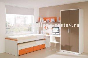 Мебель для детской 002 - Мебельная фабрика «МЕБЕЛИАНА»