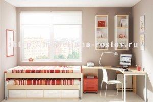 Мебель для детской 004 - Мебельная фабрика «МЕБЕЛИАНА»