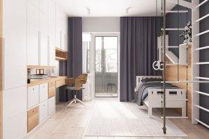 Мебель для детской 1 - Мебельная фабрика «Алгаир»