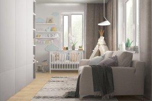 Мебель для детской 2 - Мебельная фабрика «Алгаир»