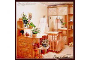 Мебель для детской - Мебельная фабрика «Эксклюзив»