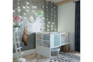 Мебель для детской - Мебельная фабрика «VELDE»