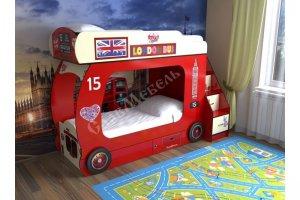 Мебель для детской Автобус - Мебельная фабрика «СлавМебель»