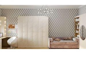 Мебель для детской Бамбини - Мебельная фабрика «Астмебель»