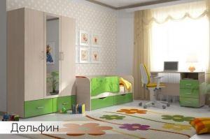 Мебель для детской Дельфин - Мебельная фабрика «Мебель Даром»