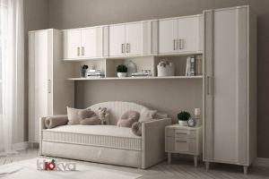 Мебель для детской Elegant-3 - Мебельная фабрика «Клюква»
