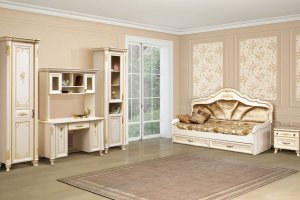 Мебель для детской Элли 2 - Мебельная фабрика «Яна»
