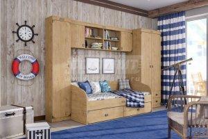 Мебель для детской Фрегат - Мебельная фабрика «Столплит»